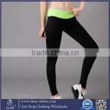 Wholesale Women Fitness yoga wear running apparel sports wear workout tank tops running pants