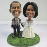 Popular USA obama president custom bobble head