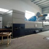 Bi-direction Flat & Bending Glass Tempering Furnace