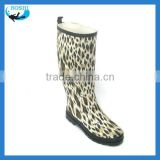 fashion women shoes Rubber boot