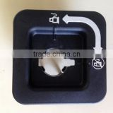 OEM customized design plastic oil-can lid for generator