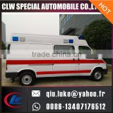 Multifunctional high speed ambulance with siren with high quality