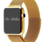 24K Gold Apple Watch