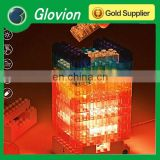 5V safety DIY toy bricks light decorative night light decorative night light
