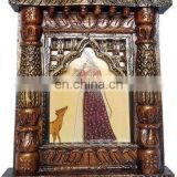 Wooden Handmaded Jharokha Handicrafts Photo Frame