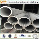 Customized 304 316 stainless steel welded pipe sizes for oil&gas
