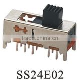 SS24E02 slide switch