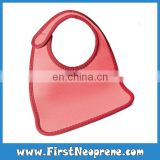 Factory Production Compact Baby Custom Blank Neoprene Bibs