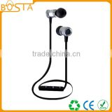Bottom price wholesale stereo mobile phone accessory audio electronics bluetooth earphones