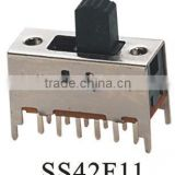 SS42F11 miniature slide switch