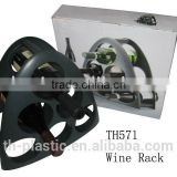 plastic wine rack(TH571)