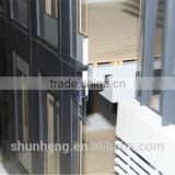 Commercial style Interior Layout contruction building scale model
