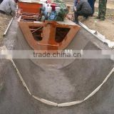 channel concrete paving machine of tiger stone machine