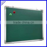 60X45CM magnetic geen writing board with aluminium frame