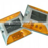 2014 solar road stud flashing light(ISO approved)