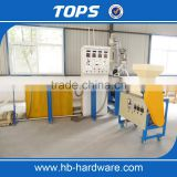 NEW pvc coated wire machine