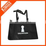 Factory professional custom printed recycled canvas tote bag