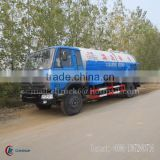 DONGFENG 4*2 Flushing with Sewage Suction Truck 8m3