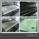 OEM large vacuum forming thermoforming plastic tray