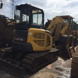 used Komatsu pc55mr mini excavator for sale