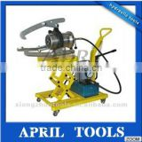 Split Unit Hydraulic Bear Pullers FYL-100/out put 100T/work with electric pump FYL-100T