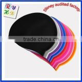 hot selling ODM/OEM swimming cap/Professional swimming hat manufacturer Adult custom logo silicone swim caps