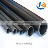 Refractory Furnace Reaction Bonded Silicon Carbide Ceramic Pipe SiC Lining Pipes for Furnace
