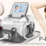 2015 New 808nm diode laser permanent laser hair removal cost/hair reduction laser therapy machine