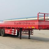 3Axles stake semi trailer