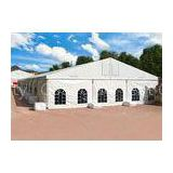 15M Marquee Party Tent Large Gazebo Canopy Tent With Windows Decoration
