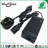 8.4V 5A 6A 7A lithium battery charger with UL CUL FCC TUV CE Turn light