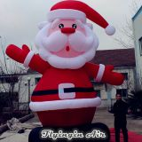 5m Height Xmas Inflatable Santa Claus for Christmas Decoration