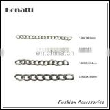 stainless steel chains for apparel