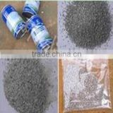 Electric aluminum can crusher