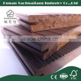 Charcoal Moisture Proof Outdoor Strand Woven Bamboo Decking Decking Boards