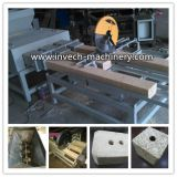 Good Performance wood block extruder