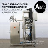 200 Litre Bag in Box Aseptic Filler 220 Kg Bag in Drum Aseptic Filling Machine