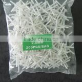 High quality plastic leveling system tile spacer,plastic tile spacer