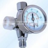 Spray Gun Breech truck air pressure regulator