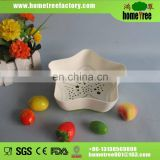FDA plastic fruit sieve with tray