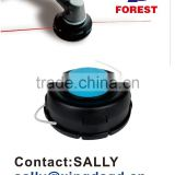 easy load bump feed mowing line trimmer head