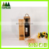 high quality wooden wine box 1/2/4/6 bottles WD-007 wooden box