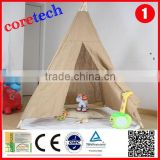 Eco friendly wood teepee tents for sale for sale, toy tents