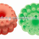 New design shape Silicone cake baking moulds / Bread moulds