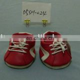 Lovely Mini Red Athletic Shoes For Plush Toys and Dolls! BEST PRICE!