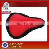 color gel saddle cover, bicycle seat cover