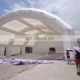 hot sale cheap commercial dome event inflatable tents