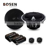 "6-1/2""inch component car speaker high-end car audio system"