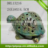 Factory Selling Antique Small Glazed Ceramic tortoise