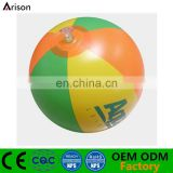Promotional PVC inflatable beach ball factory durable environmental PVC water ball